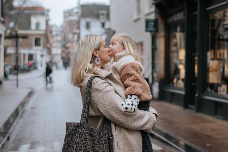 Amsterdam met kinderen fotoshoot