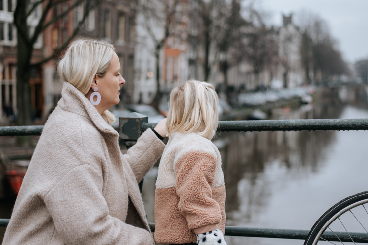 Amsterdamse grachten fotoshoot