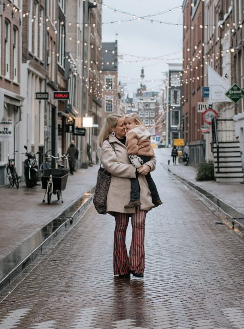City Story: een familie fotoshoot in hartje Amsterdam