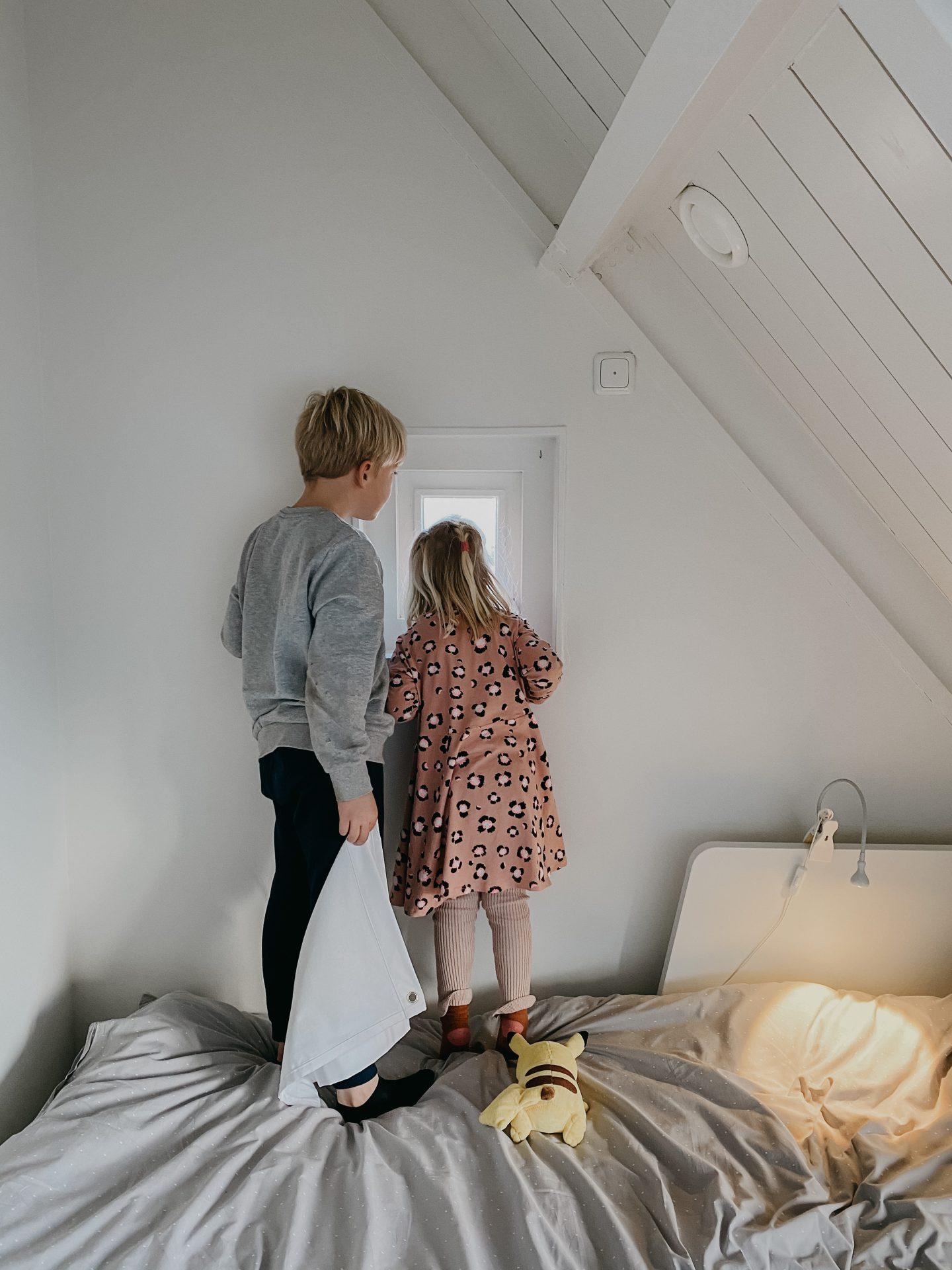 kidsproof bed & breakfast eigen kinderslaapkamer