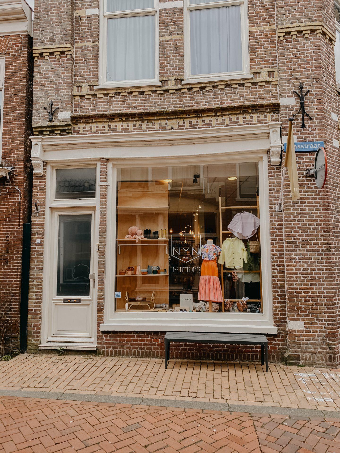 kinderkledingwinkel Friesland Dokkum Nynstyles