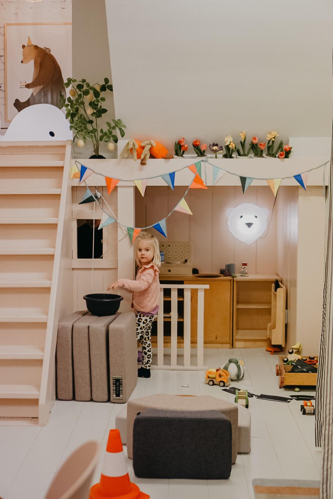 kinderkledingwinkel vierseizoenen Leeuwarden speelhoek