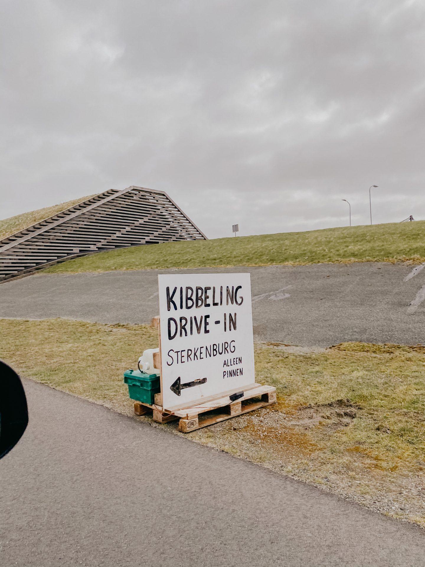kibbeling drive in sterkenburg lauwersoog