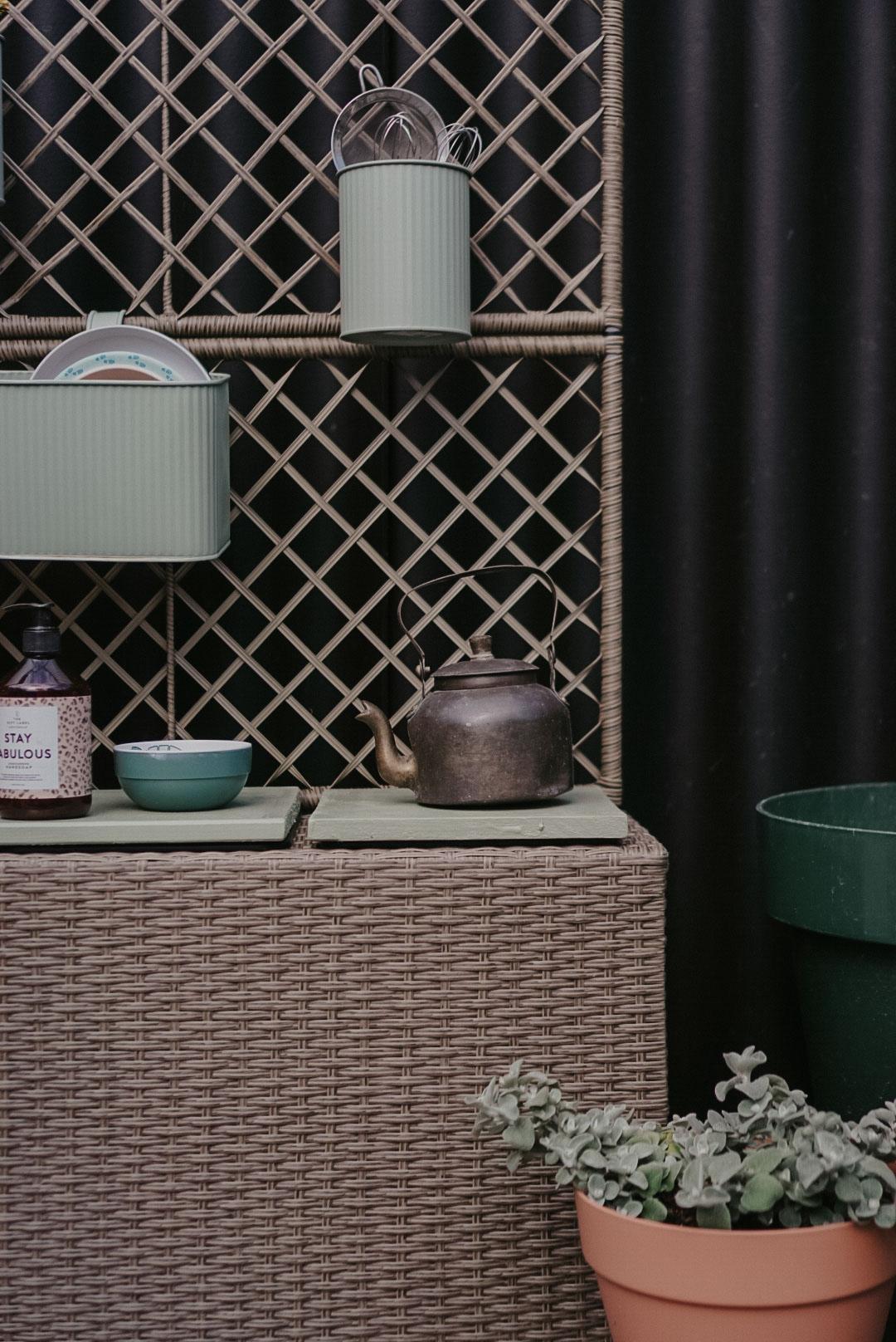 Buitenspeelkeuken tuin waterbestendig