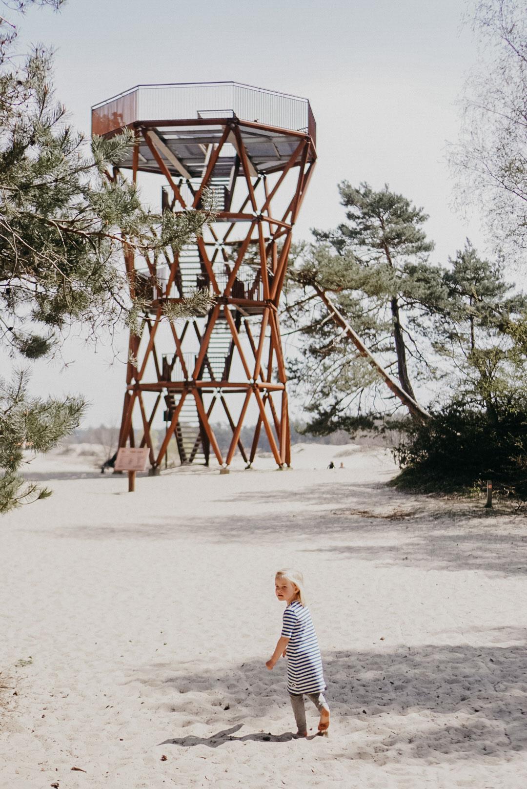 kootwijkerzand uitkijktoren