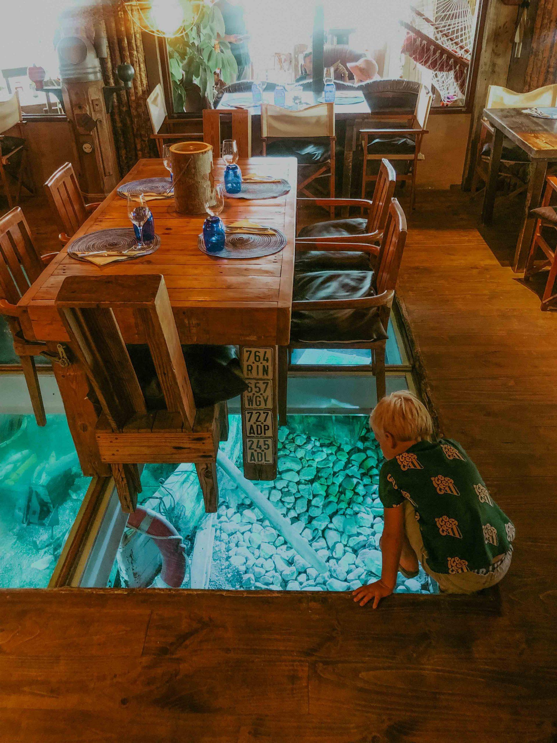 restaurant the boathouse ibiza