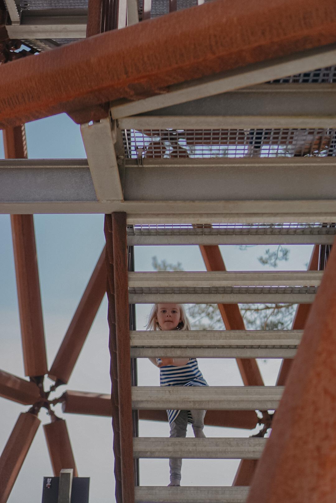 uitkijktoren zandverstuiving veluwe