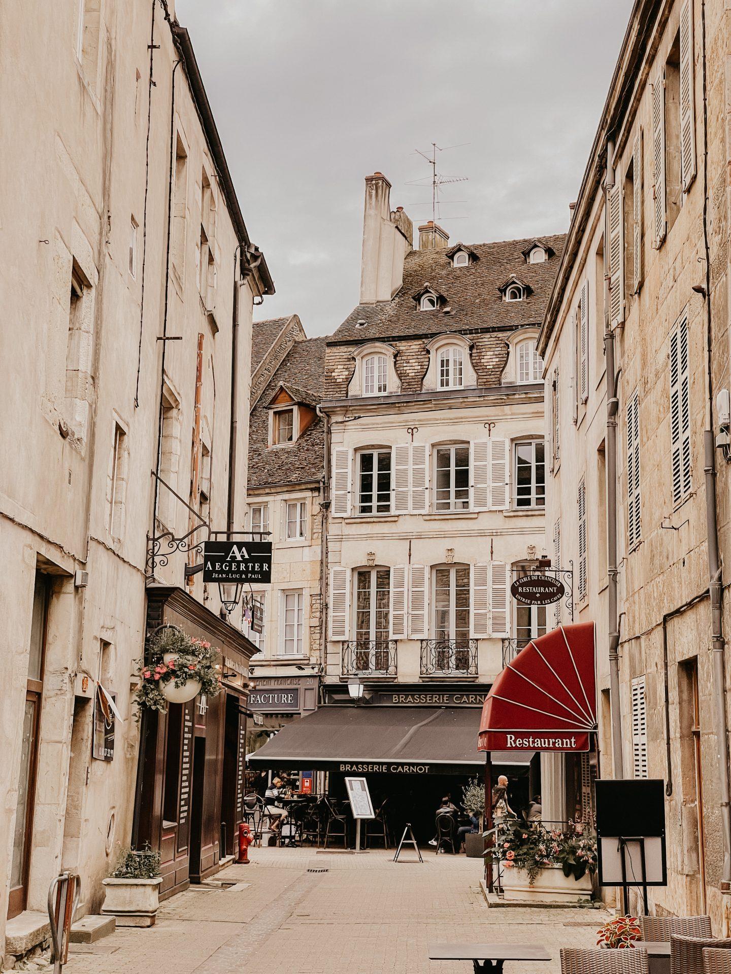 Beauna mooiste stad Bourgondië