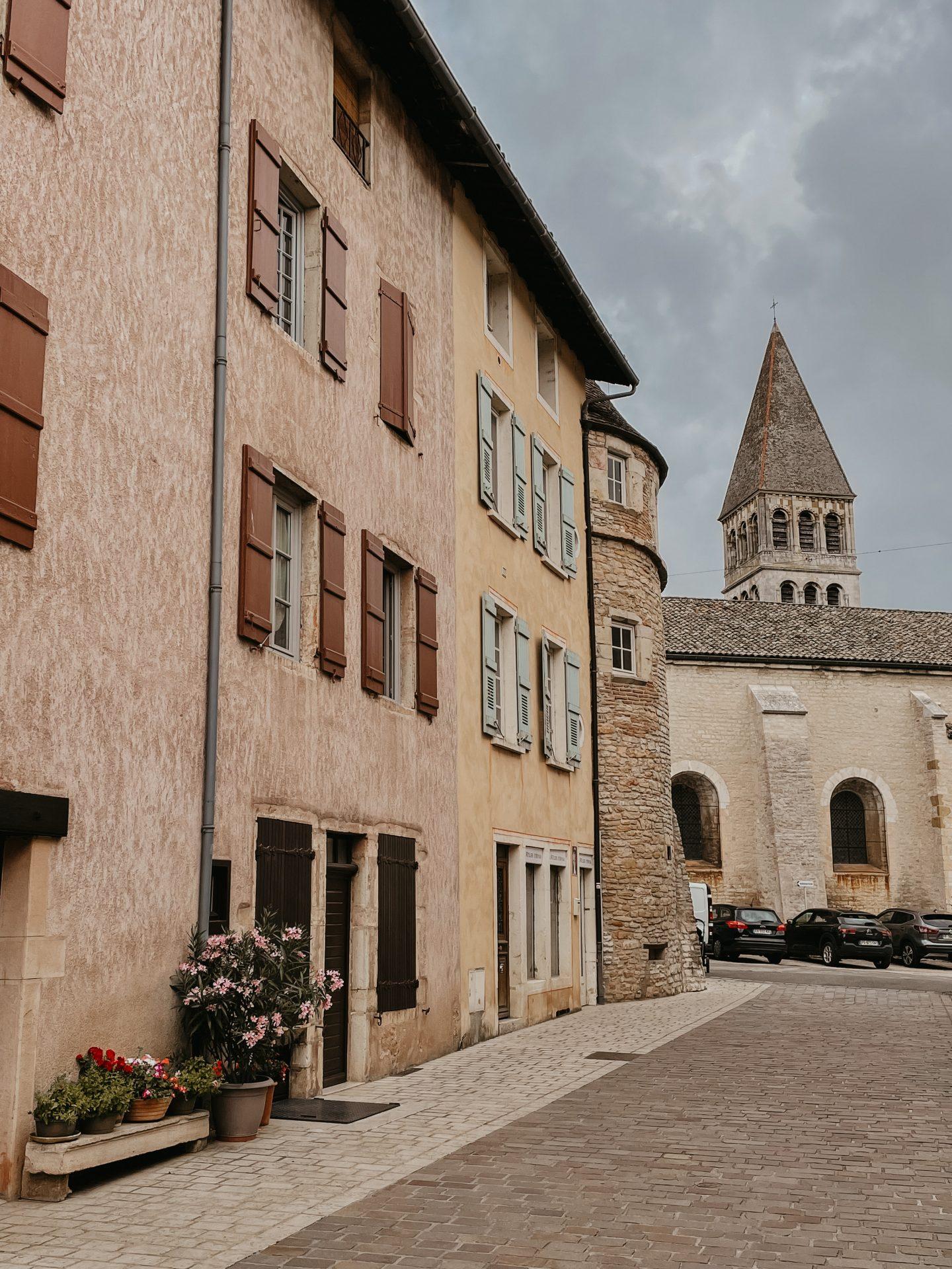 Tournus abdij