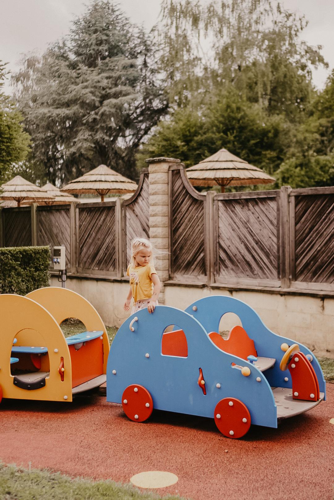 camping met speeltuin