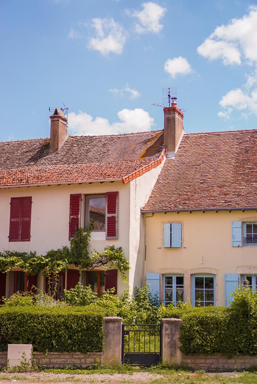dorp Bourgondië