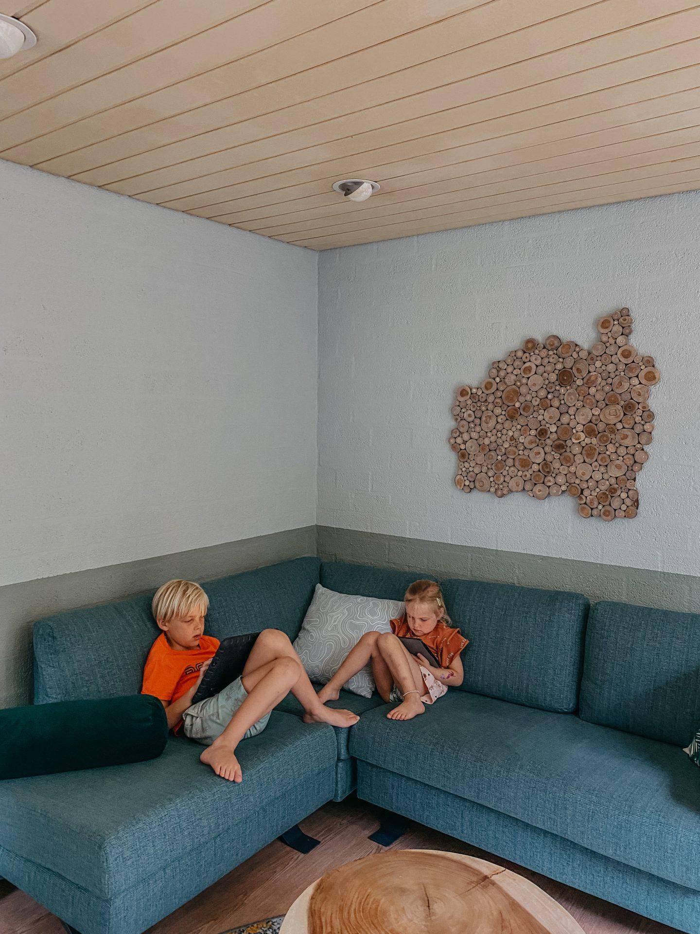 interieur huisje center parcs vernieuwd