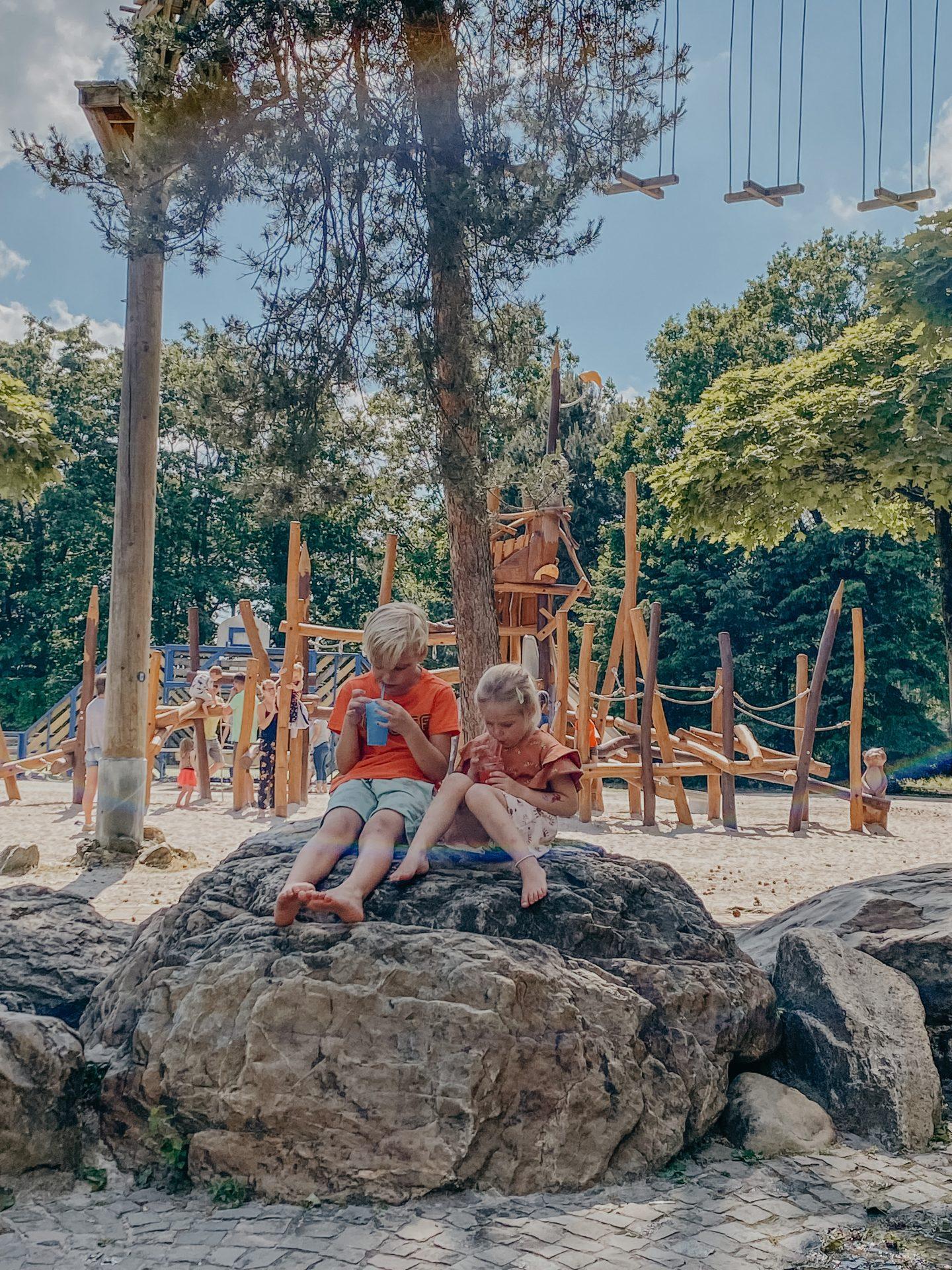 speeltuin weekendje weg met kinderen kidsproof center parcs