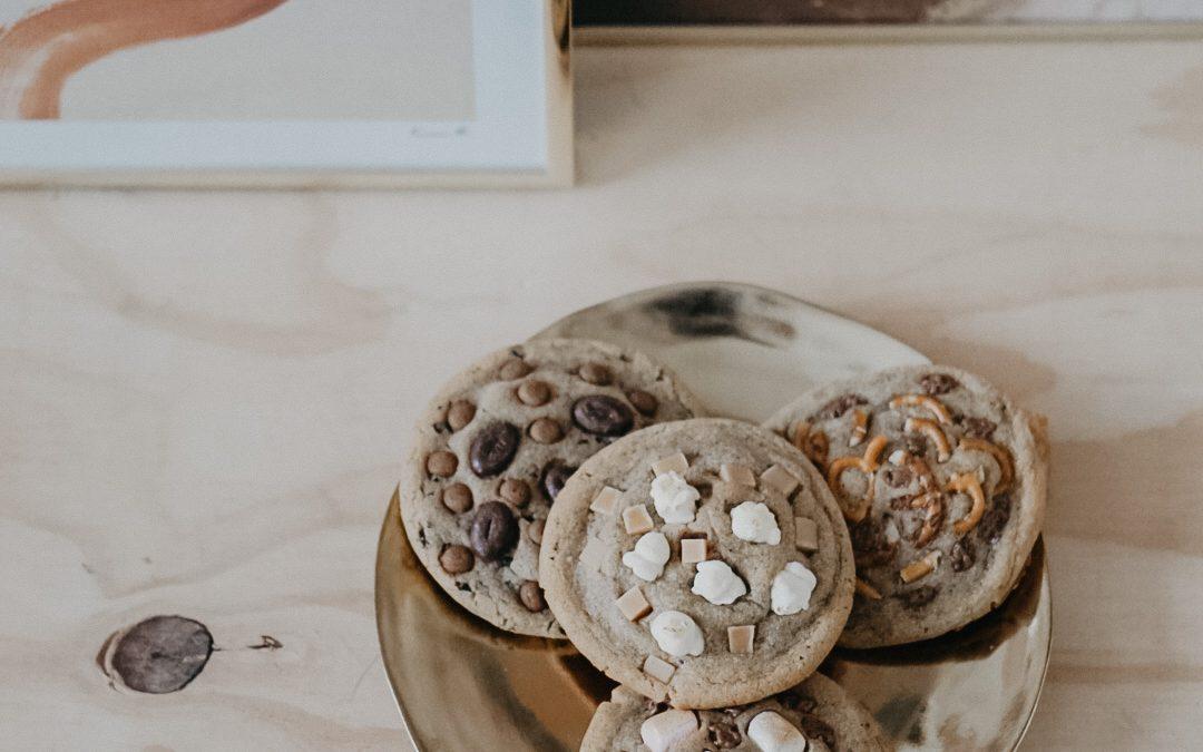 homemade koeken per post gooeykoekie