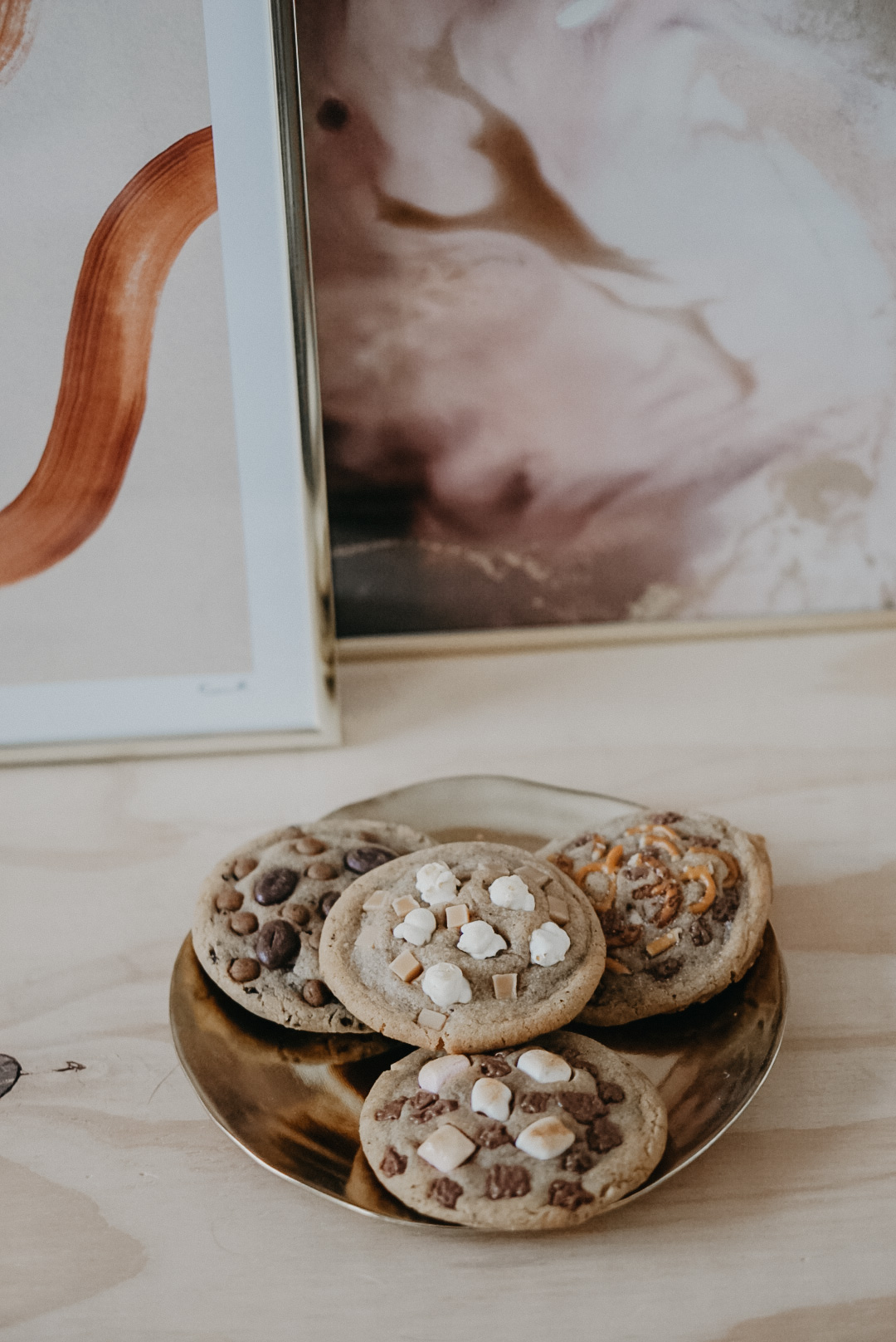 cadeau per post handgemaakte koek