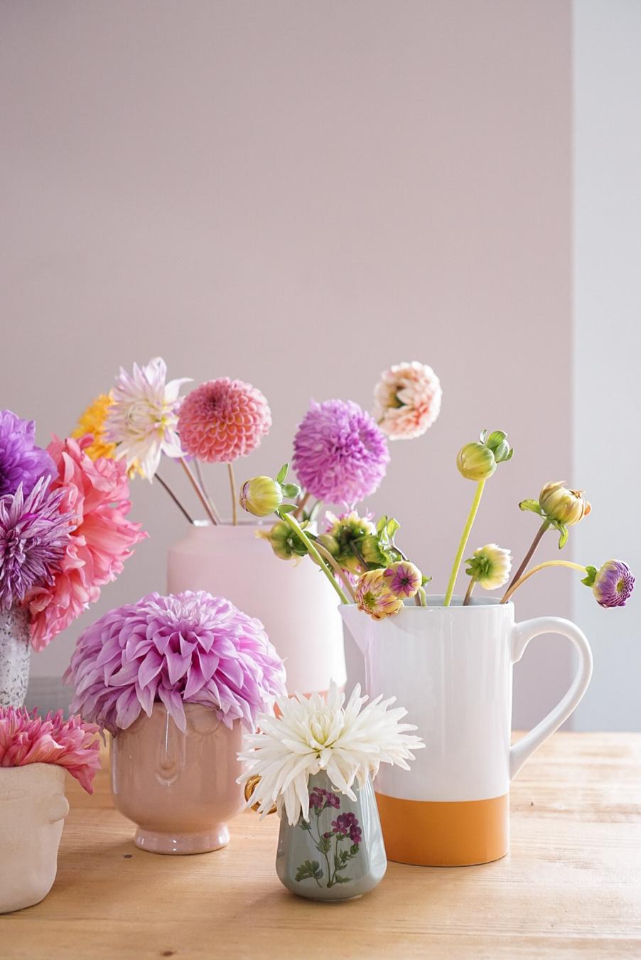 interieurinspiratie woontrends bloemen