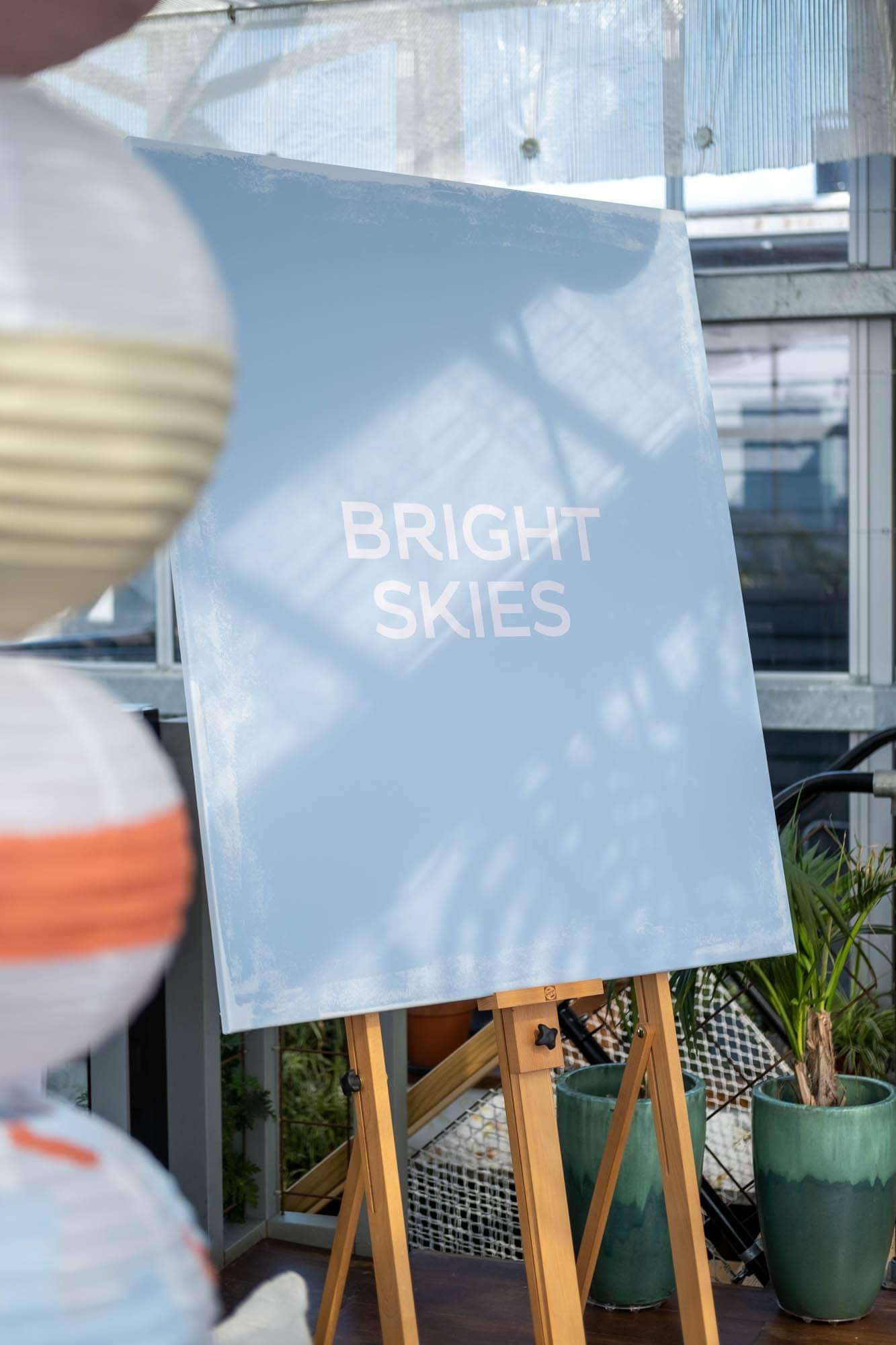 trendkleur 2022 bright skies