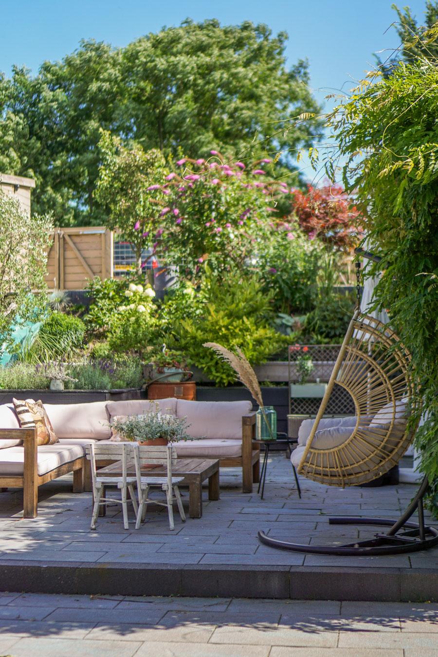 zomerse tuininspiratie ibiza tuin