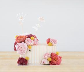bruidstaart dripcake taart storyriver bruiloft styling