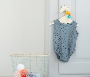 draadmand pompoms diy